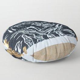Death Anxiety Floor Pillow