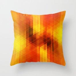 Digitalism Throw Pillow