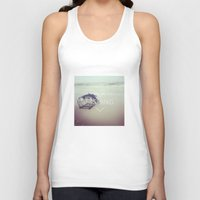 fishing Tank Tops featuring FISHING by Kath Korth