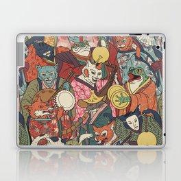 Night parade Laptop & iPad Skin