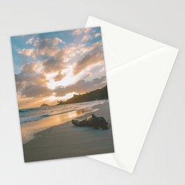 Kailua Beach Sunrise, North Shore Oahu Stationery Cards
