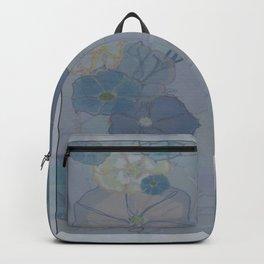 Foggy Morning Glories Backpack