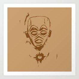 Tangaroa #1 Art Print