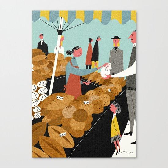 Market, London Canvas Print
