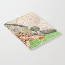 Hermit Apocalypse Notebook
