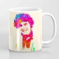 harry Mugs featuring Harry by deff