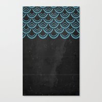 scales Canvas Prints featuring Scales  by Last Call