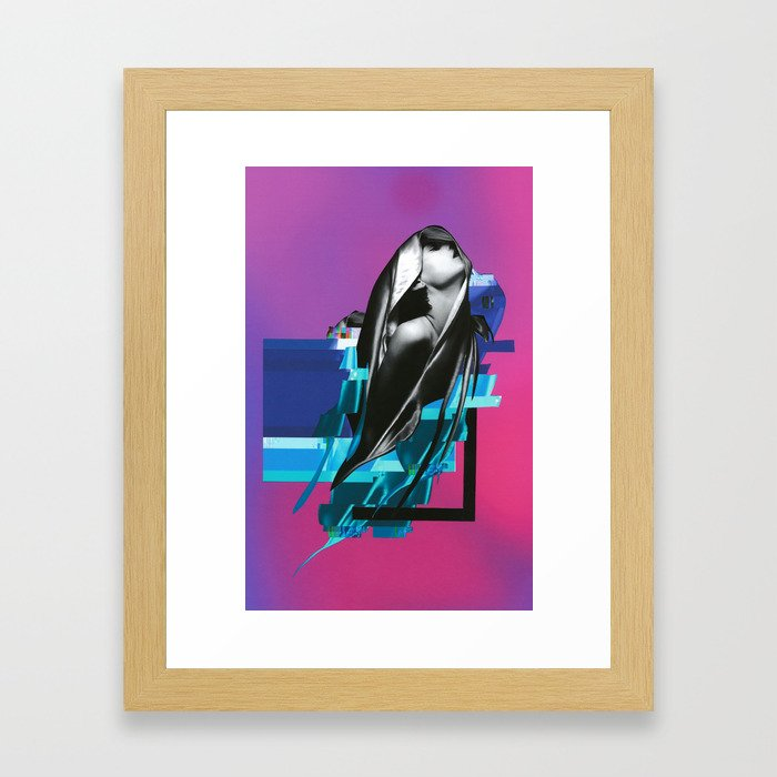 Chem Air Framed Art Print