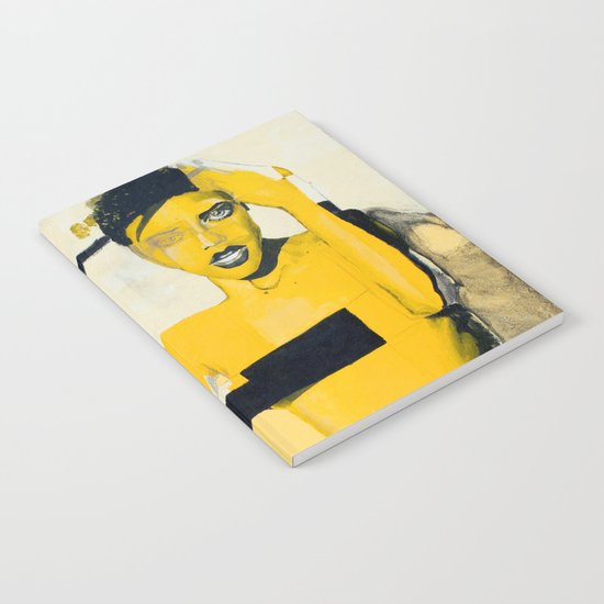 Amarillo Notebook