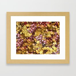 Warm Blooded Framed Art Print