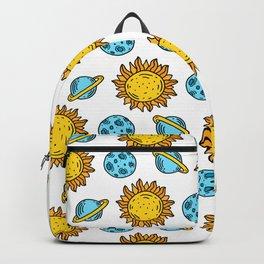 Cute space Backpack