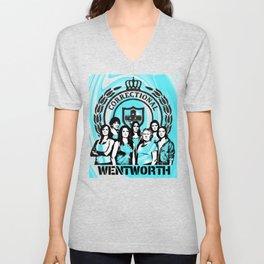 Wentworth Inmates Unisex V-Neck