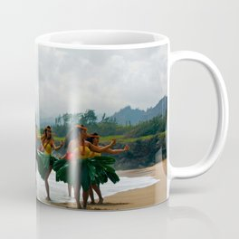 Culture in Hawaii Coffee Mug
