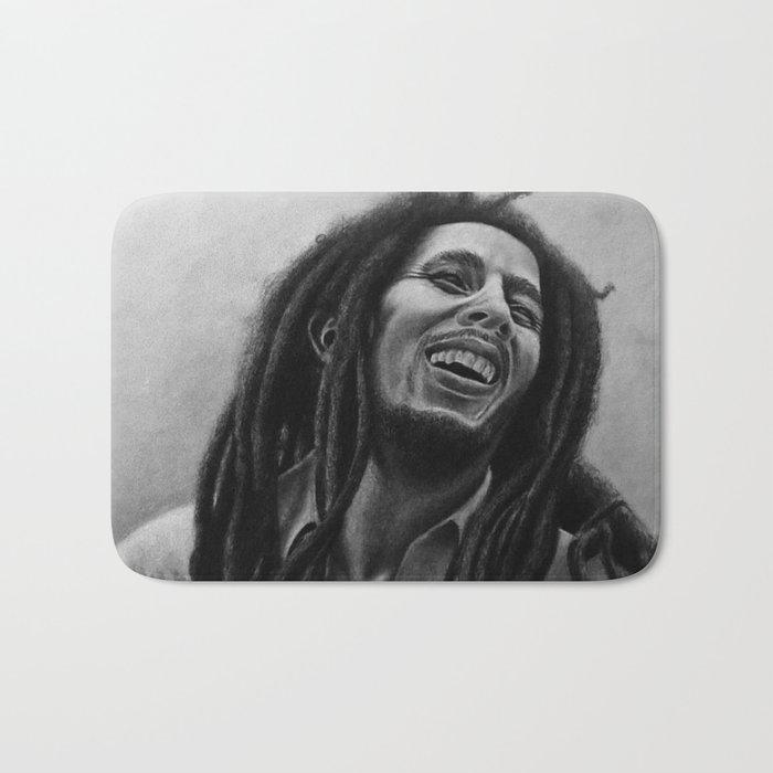 Bob 420 Marley Bath Mat