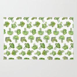 Broccoli - Scattered Rug