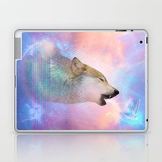 Dream By Day (Wolf Dreams - Remix Series) Laptop & iPad Skin