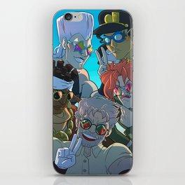 STARDUST CRUSADERS iPhone Skin