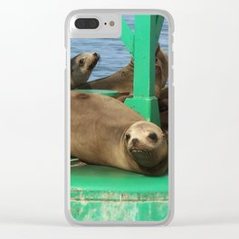 Stinky Clear iPhone Case