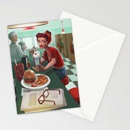 I've Got My Fry On You Stationery Cards