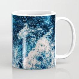 Mirrored Waves Coffee Mug