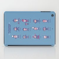psychology iPad Cases featuring Psychology of headwear by Randyotter