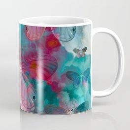 """Spring Butterfly love"" Coffee Mug"