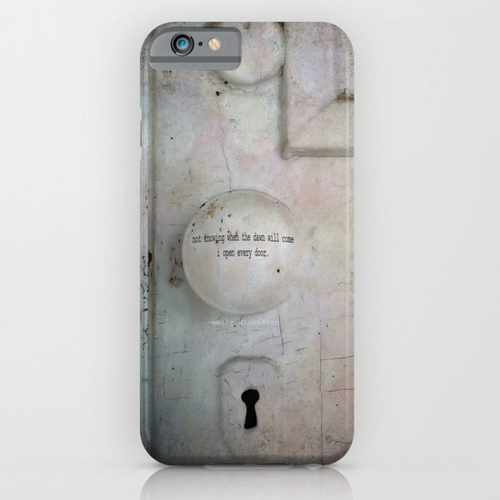 Open Every Door iPhone & iPod Case