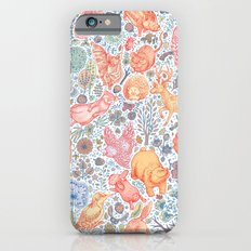Into the forest Slim Case iPhone 6