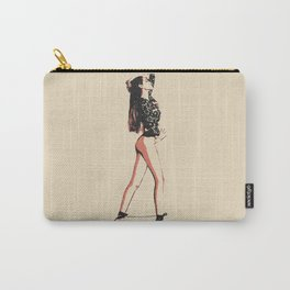 Glamour Bondage Girl Carry-All Pouch