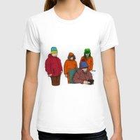 colorado T-shirts featuring Colorado by Benk