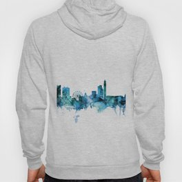 Birmingham England Skyline Hoody
