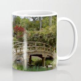 Waterfall & Bridge at Maymont Park Coffee Mug