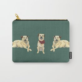 Luna the Pup Carry-All Pouch