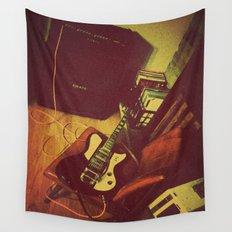 Matilda  |  Electric Guitar Wall Tapestry