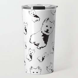 WEST HIGHLAND TERRIER GIFTS Travel Mug