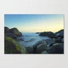 Milky Ocean II Canvas Print