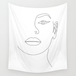 Queen B Wall Tapestry