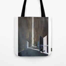 The path of thinking Tote Bag