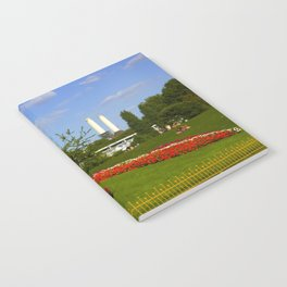Battersea Power Station and Battersea Park Notebook