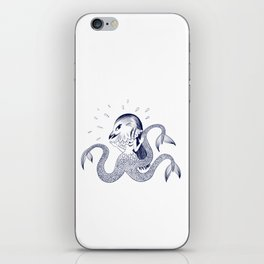 Amabie iPhone Skin
