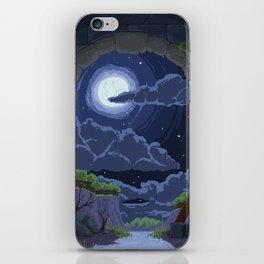 Pixel Place - Ravine iPhone Skin