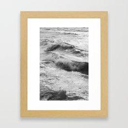 Take Me Surfing Framed Art Print