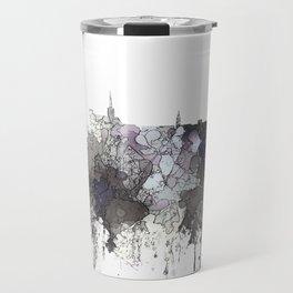 Geelong, Victoria Australia Skyline - CRISP Travel Mug