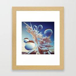 Koral Framed Art Print