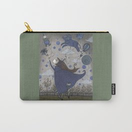 Violetta Dreaming Carry-All Pouch