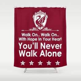 Liverpool Shower Curtain