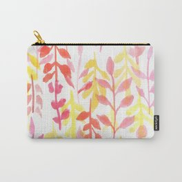 170814 Leaves Watercolour 8 Carry-All Pouch