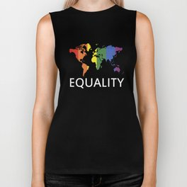 Equality Biker Tank