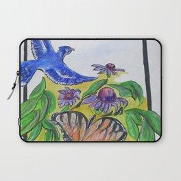 Blue Jay Fantasy Laptop Sleeve