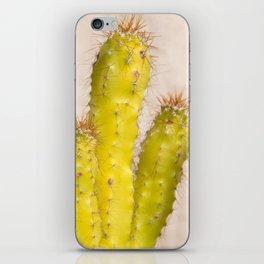 lemon cactusI iPhone Skin
